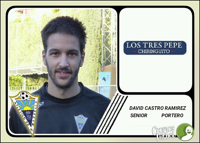 David Castro Ramírez