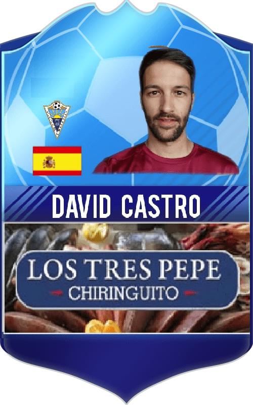 DAVID CASTRO RAMIREZ
