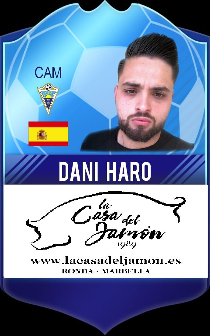 Dani Haro