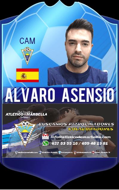 Alvaro Asensio