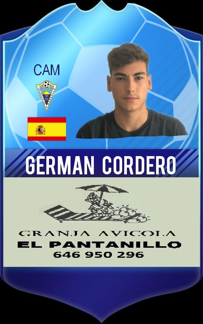 German Cordero