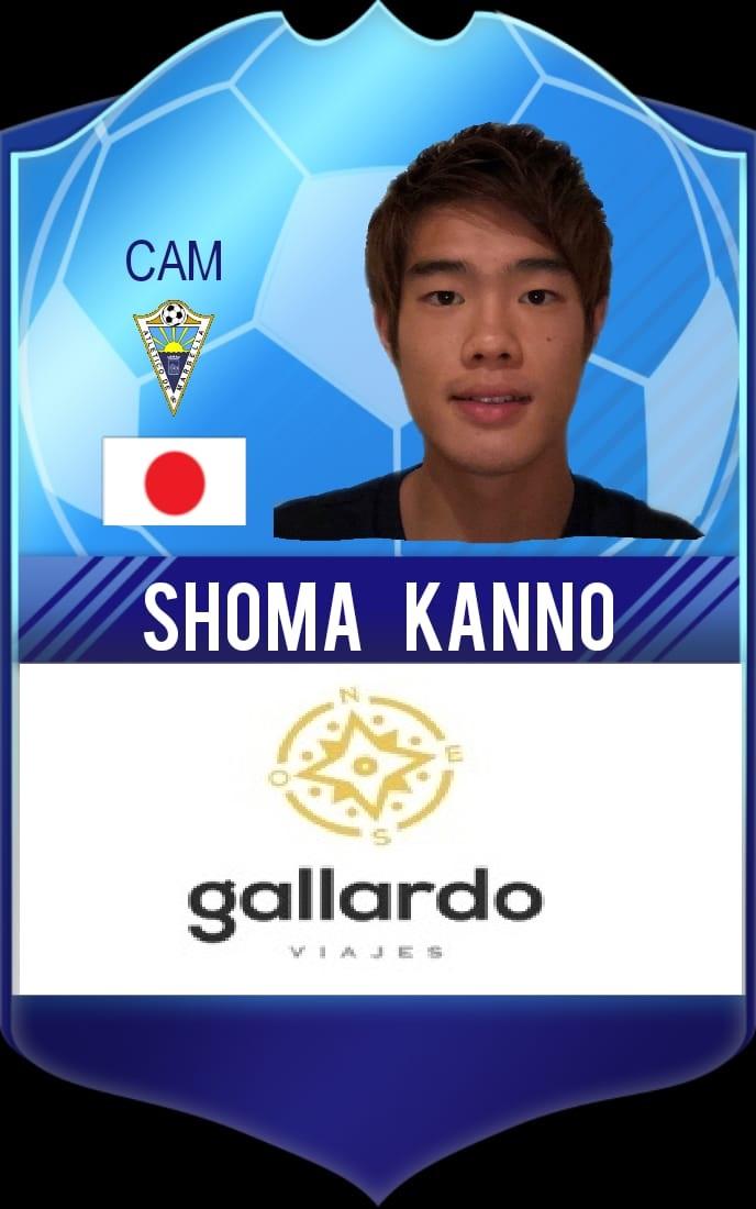 Shoma Kanno