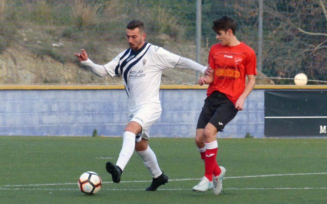 El Atlético Marbella cae ante el Archidona y complica su situación (1-2)