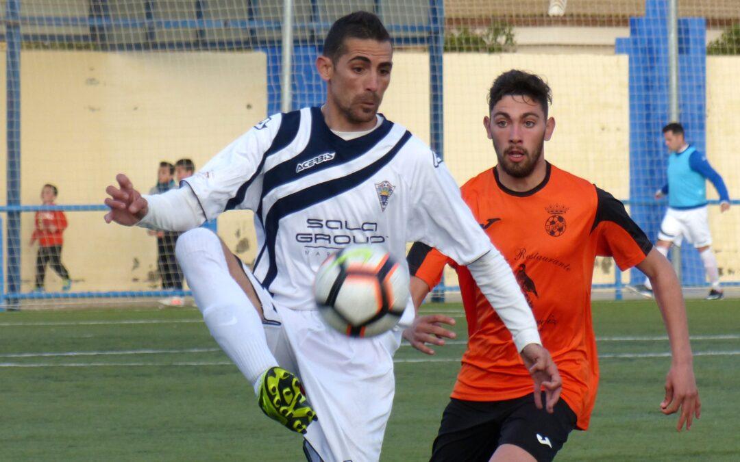 El Atlético Marbella no mereció irse de vacío ante el Campillos (2-1)