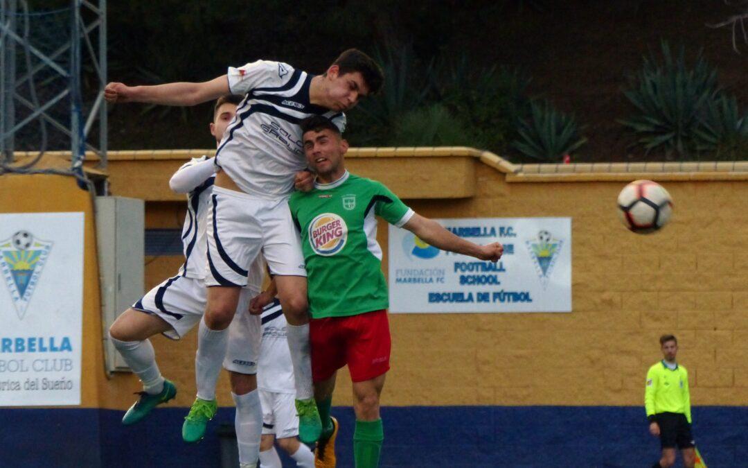 El Atlético Marbella logra una importante victoria ante el Trabuco (4-1)