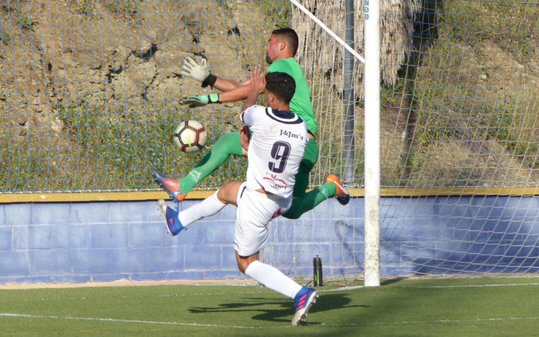 El Atlético Marbella suma un punto frente al C.D.Churriana que sabe a poco (1-1)