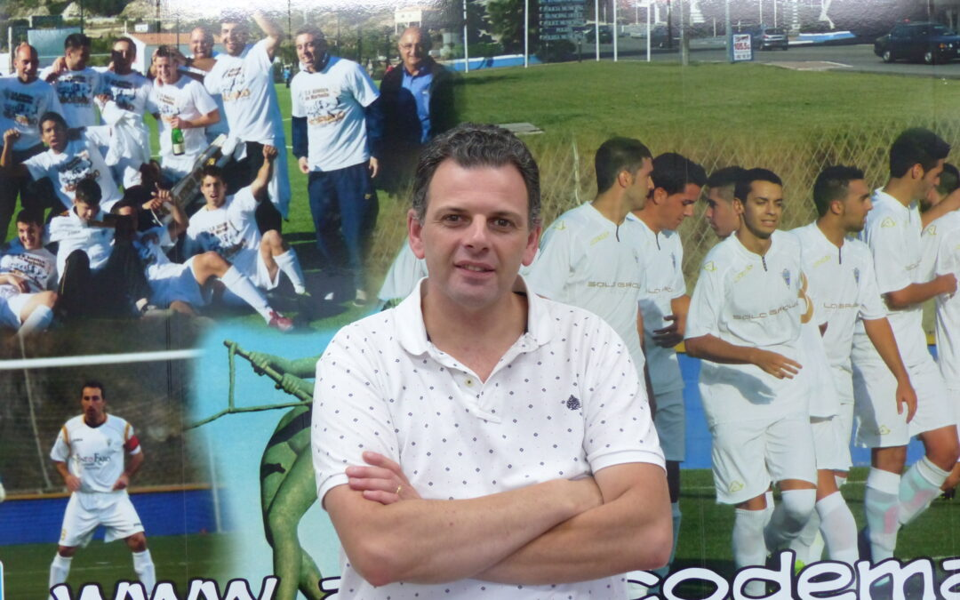 David Franco, reelegido presidente del Club
