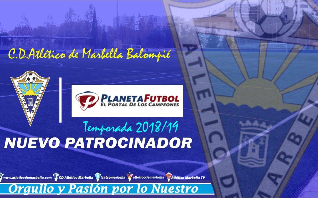 Planeta Fútbol, nuevo patrocinador