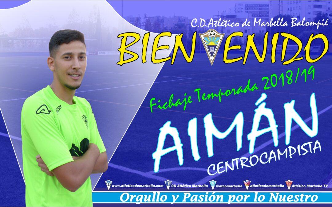 Fichaje: Aiman, nuevo jugador del Atlético Marbella