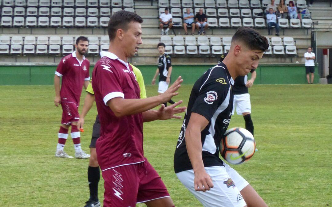 Derrota en El Pozuelo (5-3)