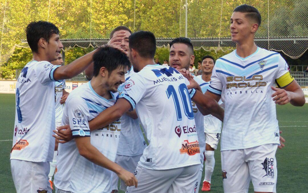 Primera victoria de la temporada (2-1)
