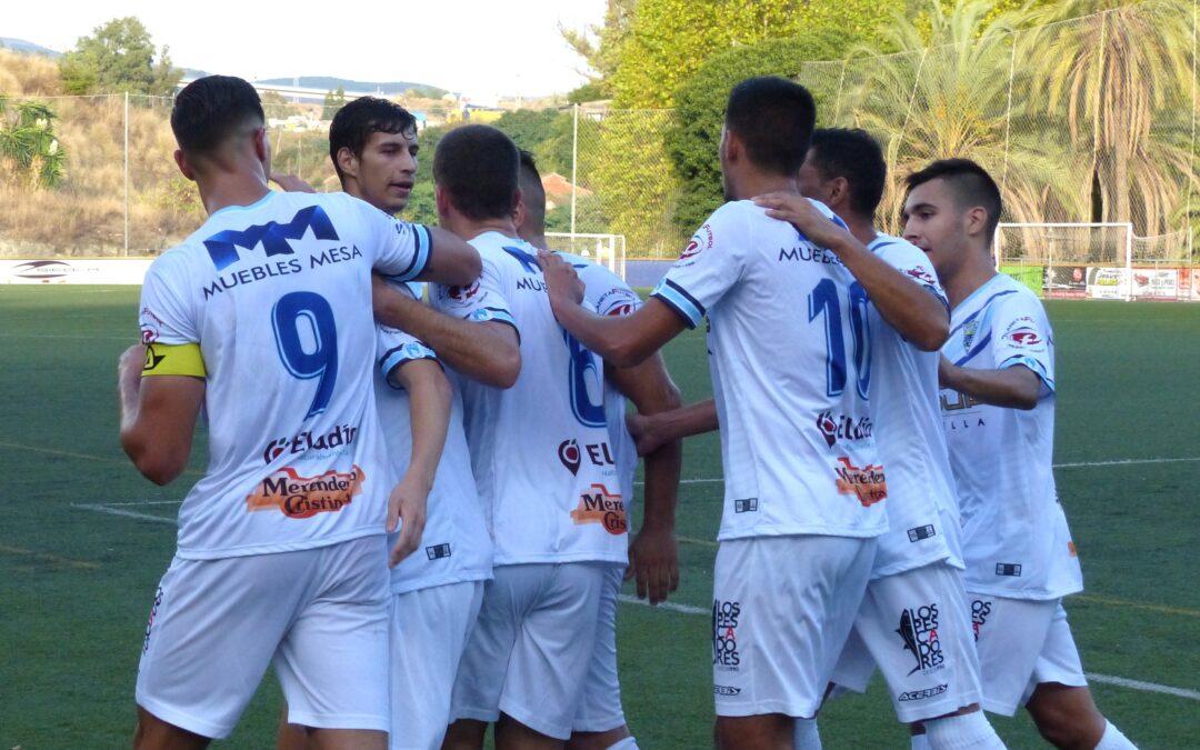 Goleada para lograr la segunda victoria de la temporada (5-0)