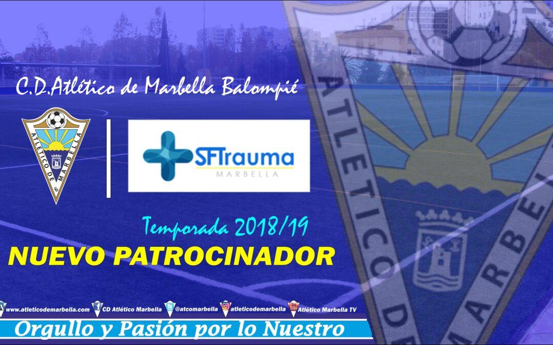 SFTrauma, nuevo patrocinador