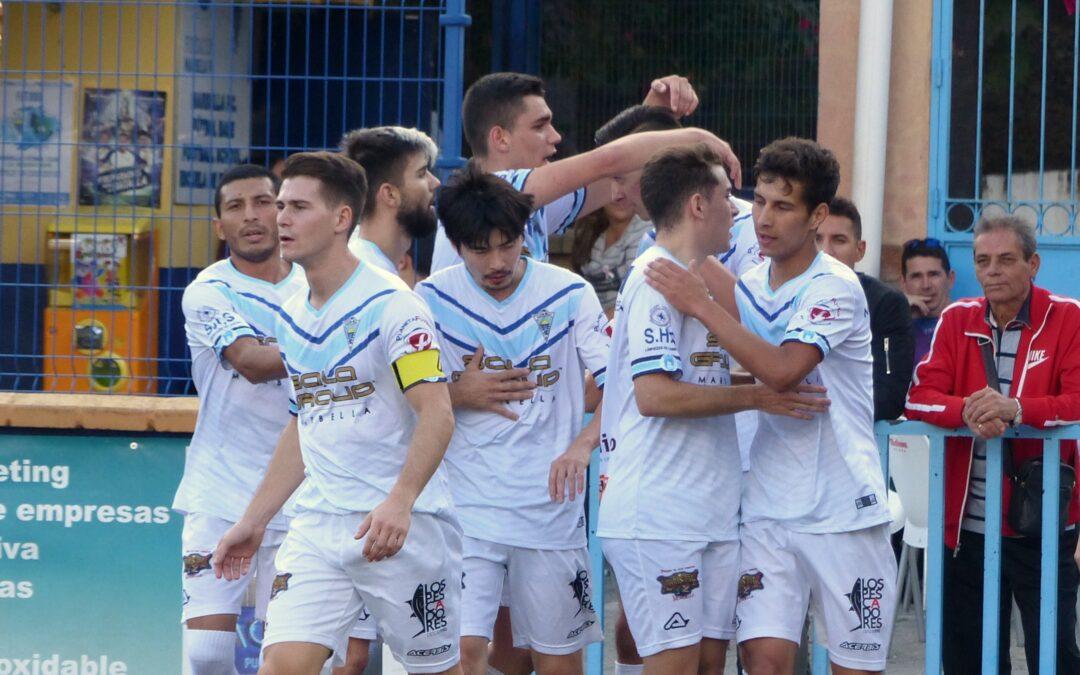 Tercera victoria consecutiva (4-1)