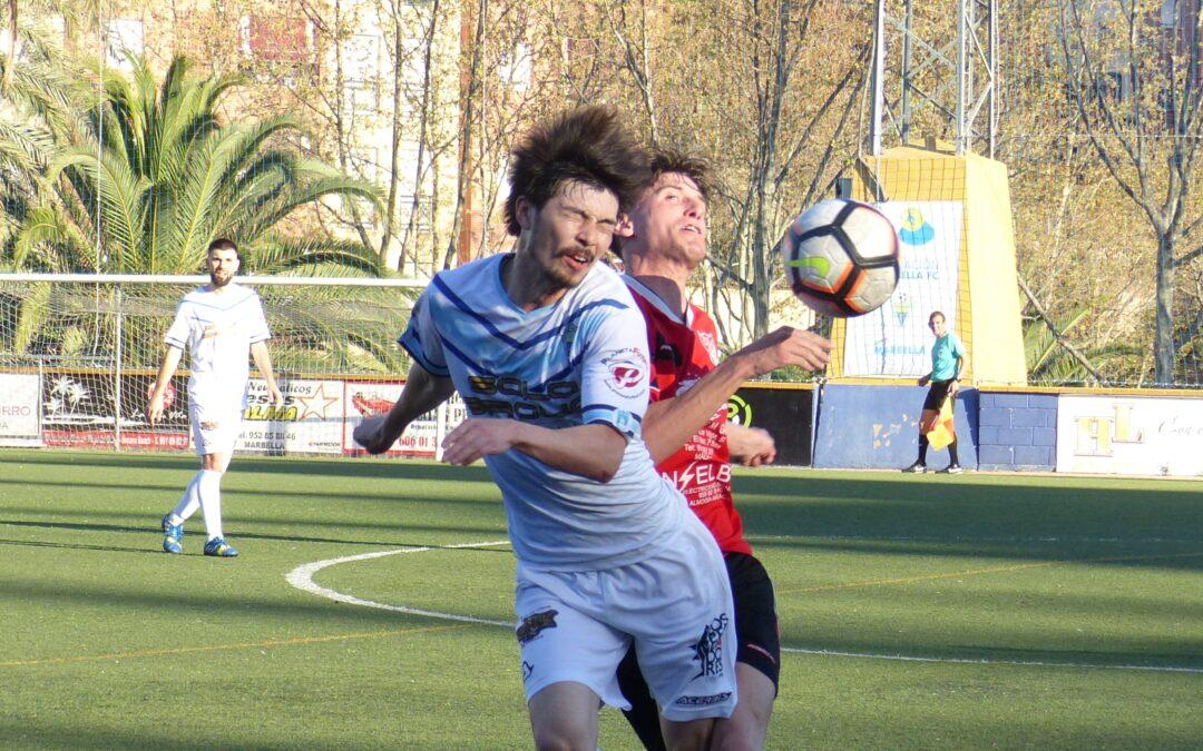 Inoportuna primera derrota en casa (1-3)