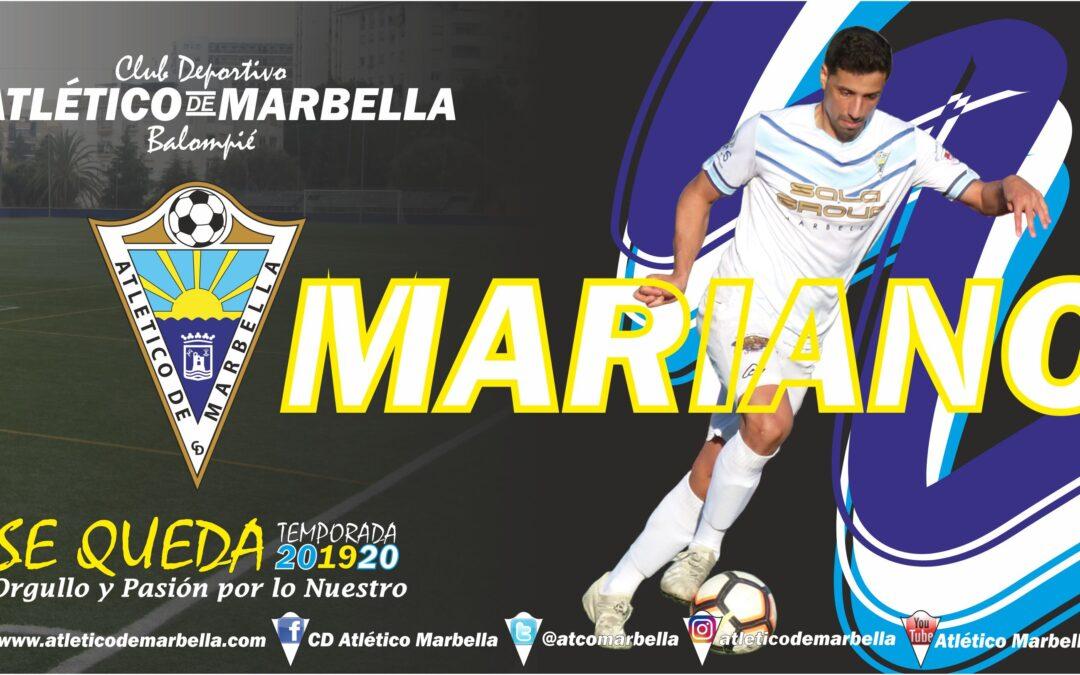 Mariano seguirá una temporada más