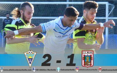 Importante victoria ante el Mijas (2-1)