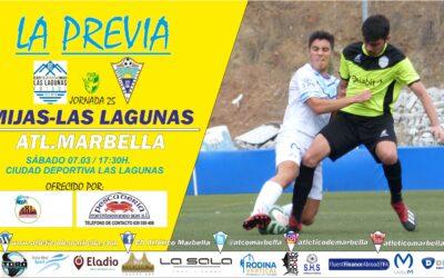 Gran partido en Las Lagunas (Sáb.17:30h)