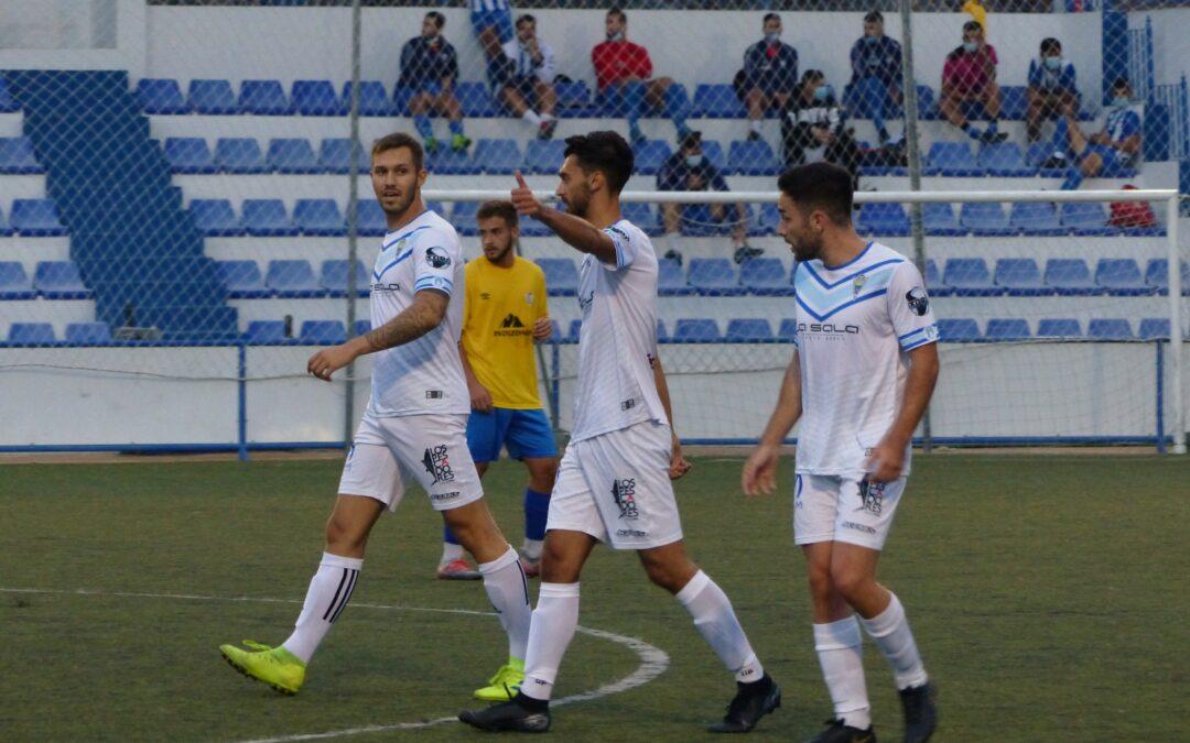 Victoria ante el Ojén en el primer partido de pretemporada (1-3)