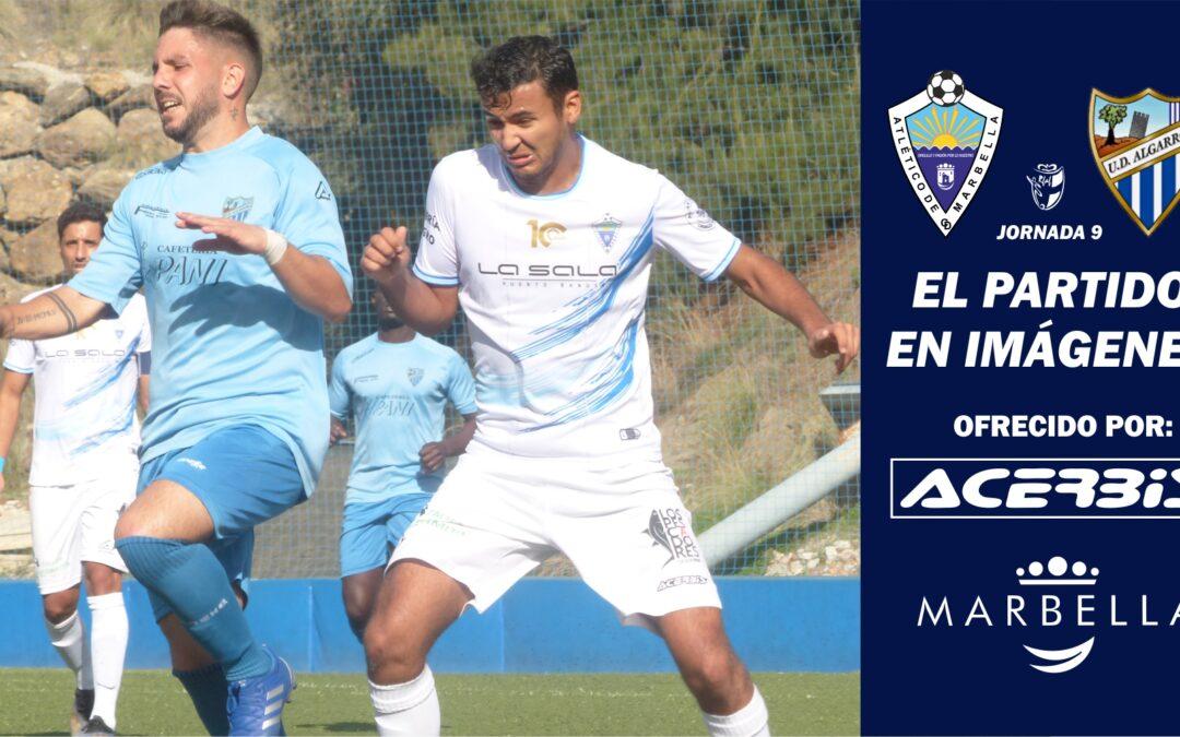 GALERÍA IMÁGENES: ATL.MARBELLA 2-0 UD ALGARROBO
