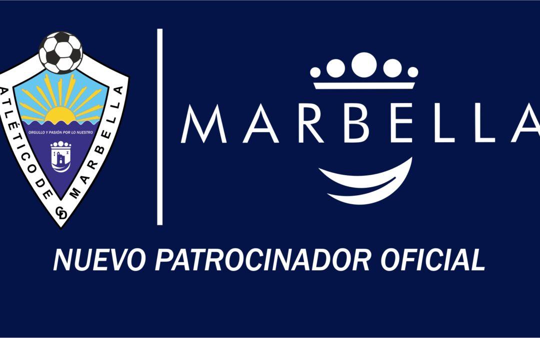 «MARCA MARBELLA», NUEVO PATROCINADOR